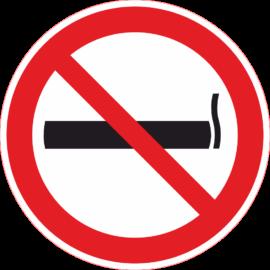tilos a dohányzás tábla, tilos a dohányzás matrica